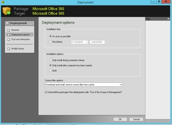 Deploy Office 365 6