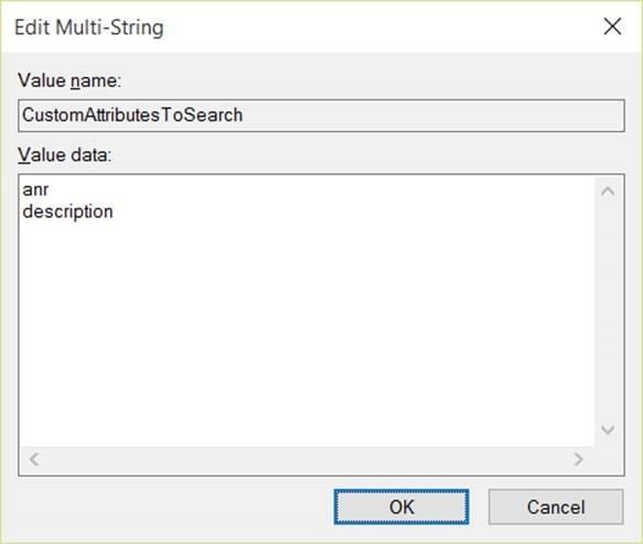 Edit multi string 2