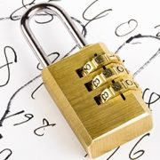 Combination lock forgets the code